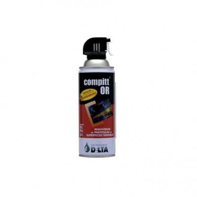Accesorios De Limpieza Compitt Or 450gr (aire Comprimido)  Electroquimica Delta