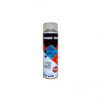 Accesorios De Limpieza Compitt Foam 370 Grs  Electroquimica Delta