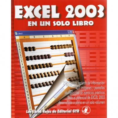 Libros Gyr Excel 2003 En Un Solo Libro