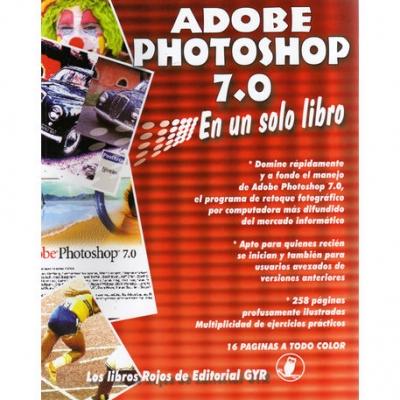 Libros Gyr Adobe Photoshop 7.0 En Un Solo Libro