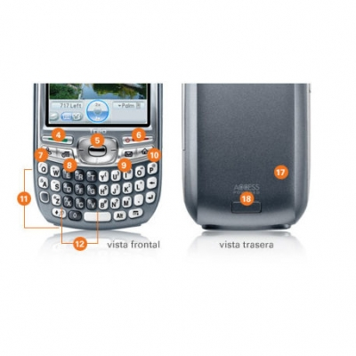 Palm Treo Tm 680