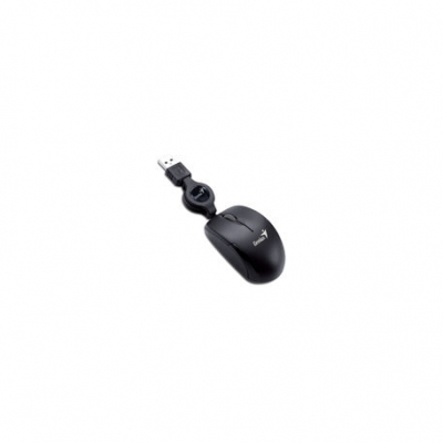 Mouse Genius Micro Traveler Usb Retractil