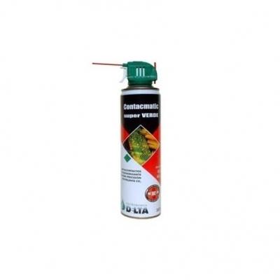 Accesorios De Limpieza Electroquimica Delta Contacmatic Super Verde 450gr