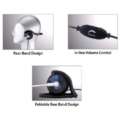 Auriculares C/microfono Genius Hs-300n