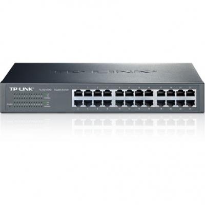 Switch Tp-link 24 Port Gigabit 10/100/1000 Tl-sg1024d