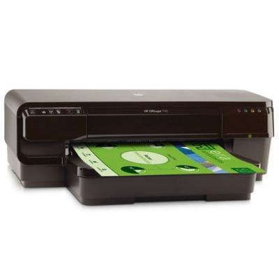 Impresoras Chorro A Tinta Hp Officejet 7110 A3 Eprint Cr768a
