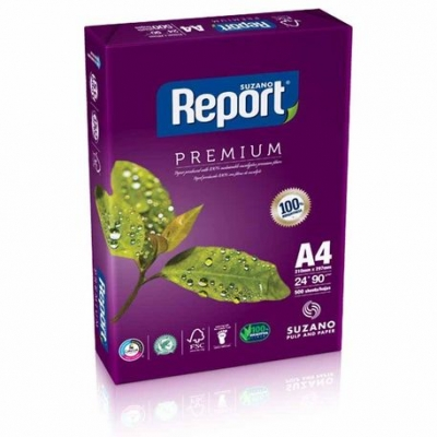 Insumos Resma Papel Report A4 90gr X 500 Hojas