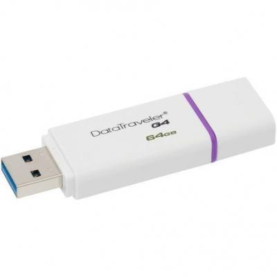 Pen Drive Kingston 64gb Usb 3.0 / 2.0 Dtig4/64gb