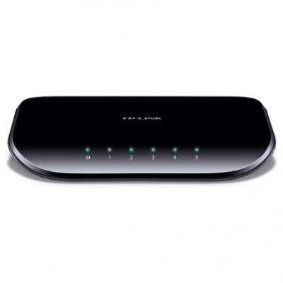 Switch Tp-link Tl-sg1005d 5 Puertos 10/100/1000