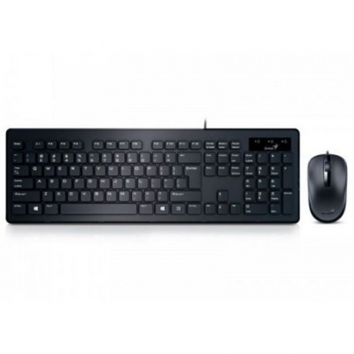 Teclado + Mouse Genius Slimstar C130 Usb
