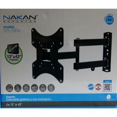 Soportes Tv Lcd Led Nakan Spl-590e 13