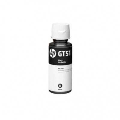 Cartucho Tinta Original Botella Hp Gt51 Gt53 Negra M0h57al 1w22al