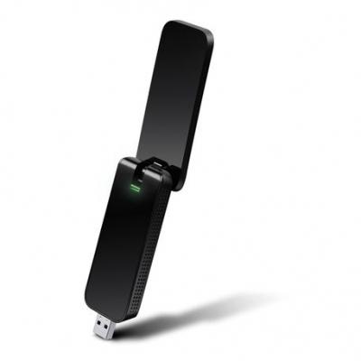Placa De Red Tp-link Wifi Archer T4u Ac1300 Usb  Wireless Usb 3.0 Alta Ganancia