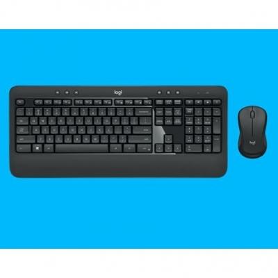 Teclado + Mouse Logitech Mk540 Inalambrico Wireless