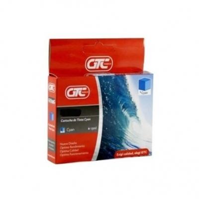 Cartucho Tinta Compatible Global 670xl Cyan P/hp  3525/4615/4625/5525/6525