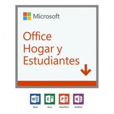 Software Office 2019 Hogar Y  Estudiante  32/64 Multileng Key Esd
