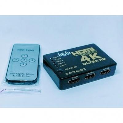 Switch Hdmi 4k X3 Con Control Sw2203hd