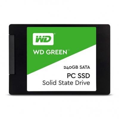Disco Ssd Wd 240gb Green Western Digital 7mm