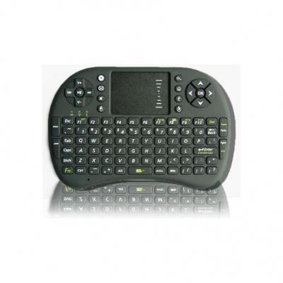 Teclado Int.co Mini Teclado Inalambrico  Touchpad Smarttv - Rdk-888