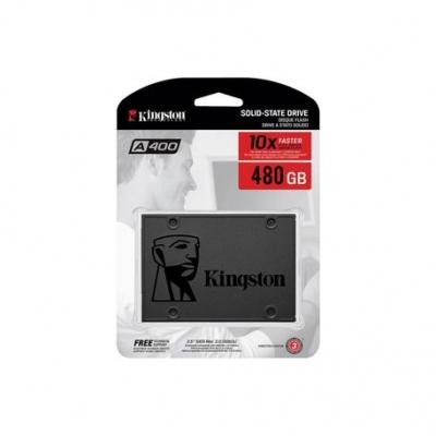 Disco Ssd Kingston Ssd 480 Gb A400 7mm Sata Sa400s37/480g