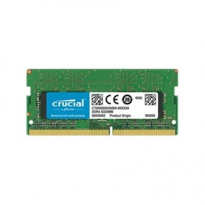 Sodimm Crucial 8  Gb Ddr4 2666 Mhz Cb8gs266
