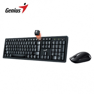 Teclado + Mouse Genius Km-8200 Smart Wireless