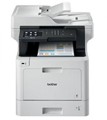 Impresora Laser Color Brother  Multifuncion L8900cdw Wifi 33ppm