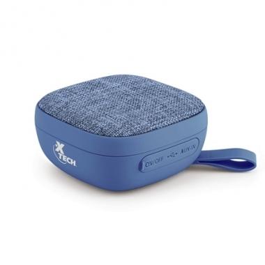 Parlantes  Bluetooth Xtech Xts-600bl Mini Portatil Bluetooth Con Microfono
