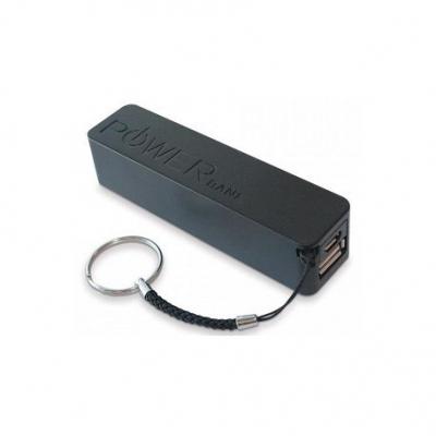 Accesorios Para Celulares Int.co Cargador Portatil 2600 Mah Llavero Pwr Bank1 Powerbank