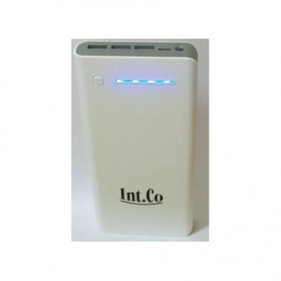 Accesorios Para Celulares Int.co Cargador Portatil 9600 Mah 3 X Usb Pwr Bank2 Celular Powerbank