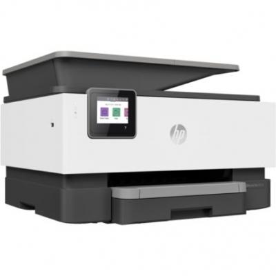 Multifuncion Chorro A Tinta Hp Officejet Pro 9010 1kr46c Adf Wifi Duplex