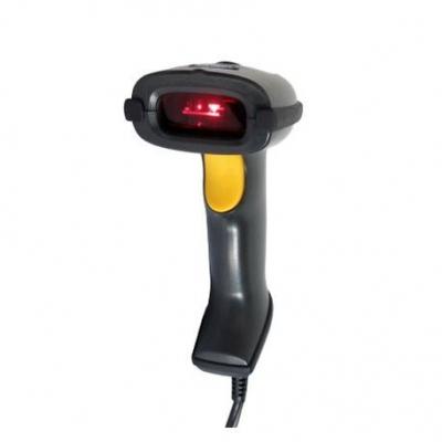 Lector Codigo De Barras Nisuta Nslc900 Usb Laser Con Gatillo Y Base