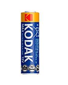 Pilas Kodak Alcalina Max Aa Por Unidad