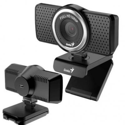 Web Cam Hd Genius Ecam 8000 Full Hd Con Microfono