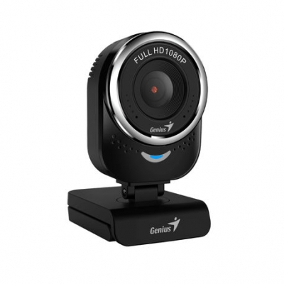 Web Cam Hd Genius Qcam 6000 Full Hd Con Microfono