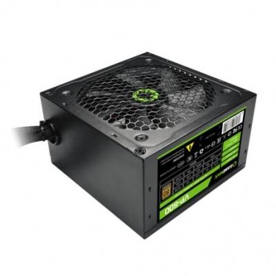 Fuentes Atx Fuente 600w Gamemax Vp-600 80 Plus Bronze