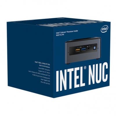 Mini Pc Intel Nuc Kit Nuc7cjyh Celeron J4005 Hdmi