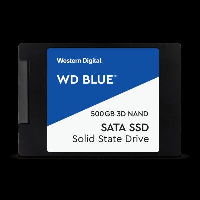 Disco Ssd Western Digital Blue Sata 500 Gb Wds500g2b0a