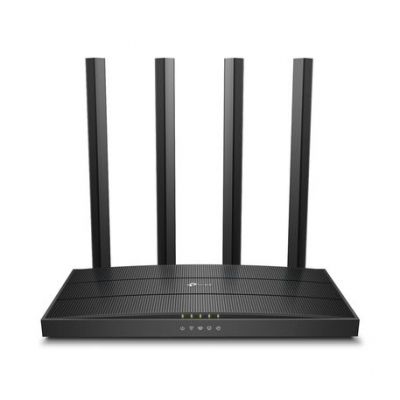 Routers Tp-link C80 Ac1900 Wifi Dual Band 4 Antenas Mu-mimo