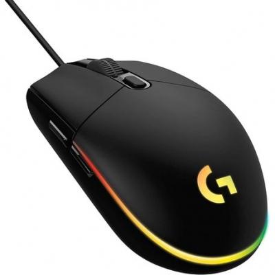 Mouse Gamer Logitech G203 Gaming Rgb Lightsync