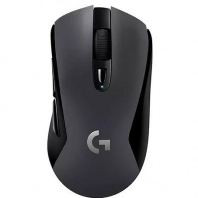 Mouse Gamer Logitech G603 Wireless Bluetooth Gaming Lightspeed 910-005100