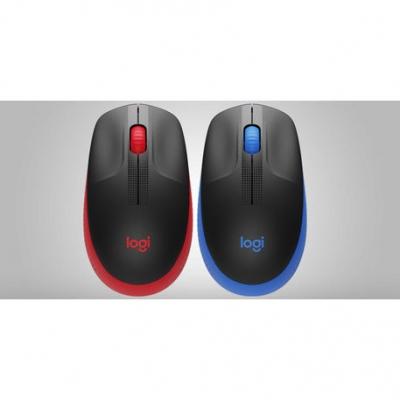 Mouse Logitech M190 Wireless Full Size Ideal Mano Mediana Grande