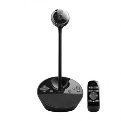 Web Cam Hd Logitech Bcc950 Sistema De Video Conferencia Con Control Remoto