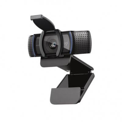 Web Cam Logitech C920s Pro Full Hd Wiidows Mac Con Microfono Privacidad