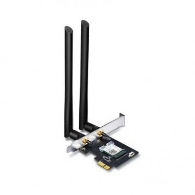 Placa De Red Tp-link Archer T5e Wireless Ac1200 + Bluetooth Pci Express Wifi