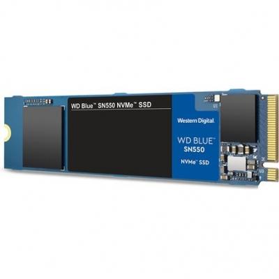 Disco Ssd Western Digital Blue M.2 Nvme 250 Gb  Wds250g2boc Wd Blue Sn550 Nvme