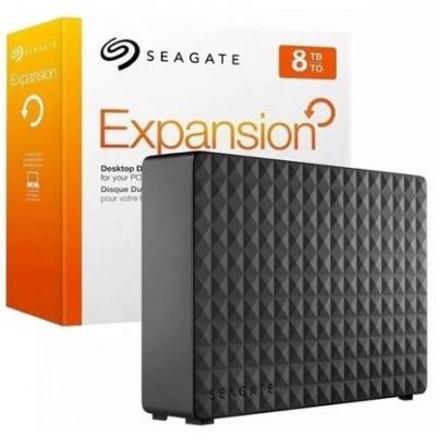 Discos Rigidos Externos Disco Externo 8 Tb Seagate Expansion Steb8000100
