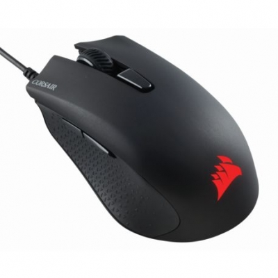 Mouse Gamer Corsair Harpoon Rgb Fps/moba Black