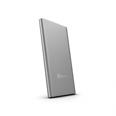 Accesorios Para Celulares Klip Extreme Powerbank 5000 Mah 2.1a   Kbh-155sv Bateria Portable
