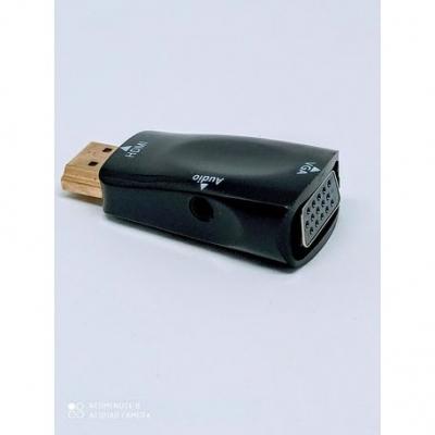 Adaptadores Video Int.co Hdmi A Vga Con Audio 09-031d